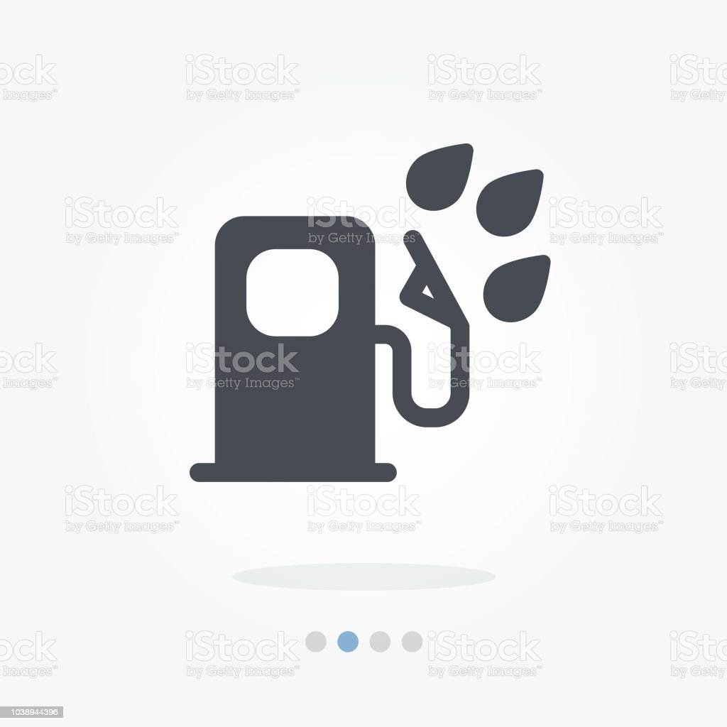 hight resolution of water in fuel filter vector icon royalty free water in fuel filter vector icon stock