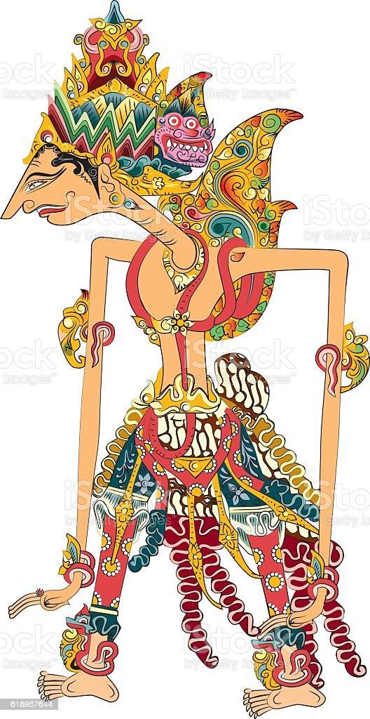Wayang Rama Vector : wayang, vector, Wayang, Kulit, Prabu, Ramawijaya, Stock, Illustration, Download, Image, IStock