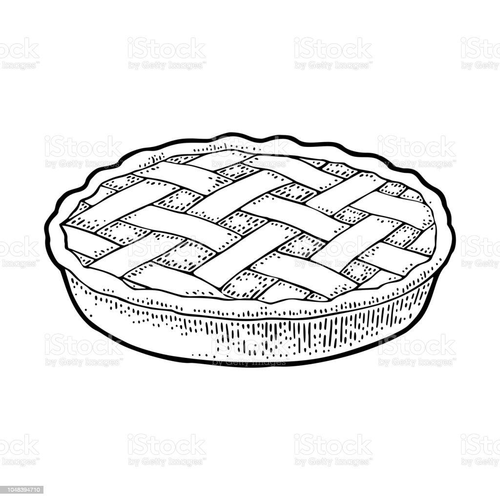 cornish pasty illustrations