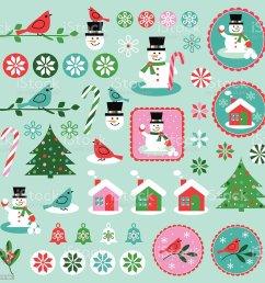 winter clipart royalty free winter clipart stock vector art amp  [ 1024 x 1024 Pixel ]