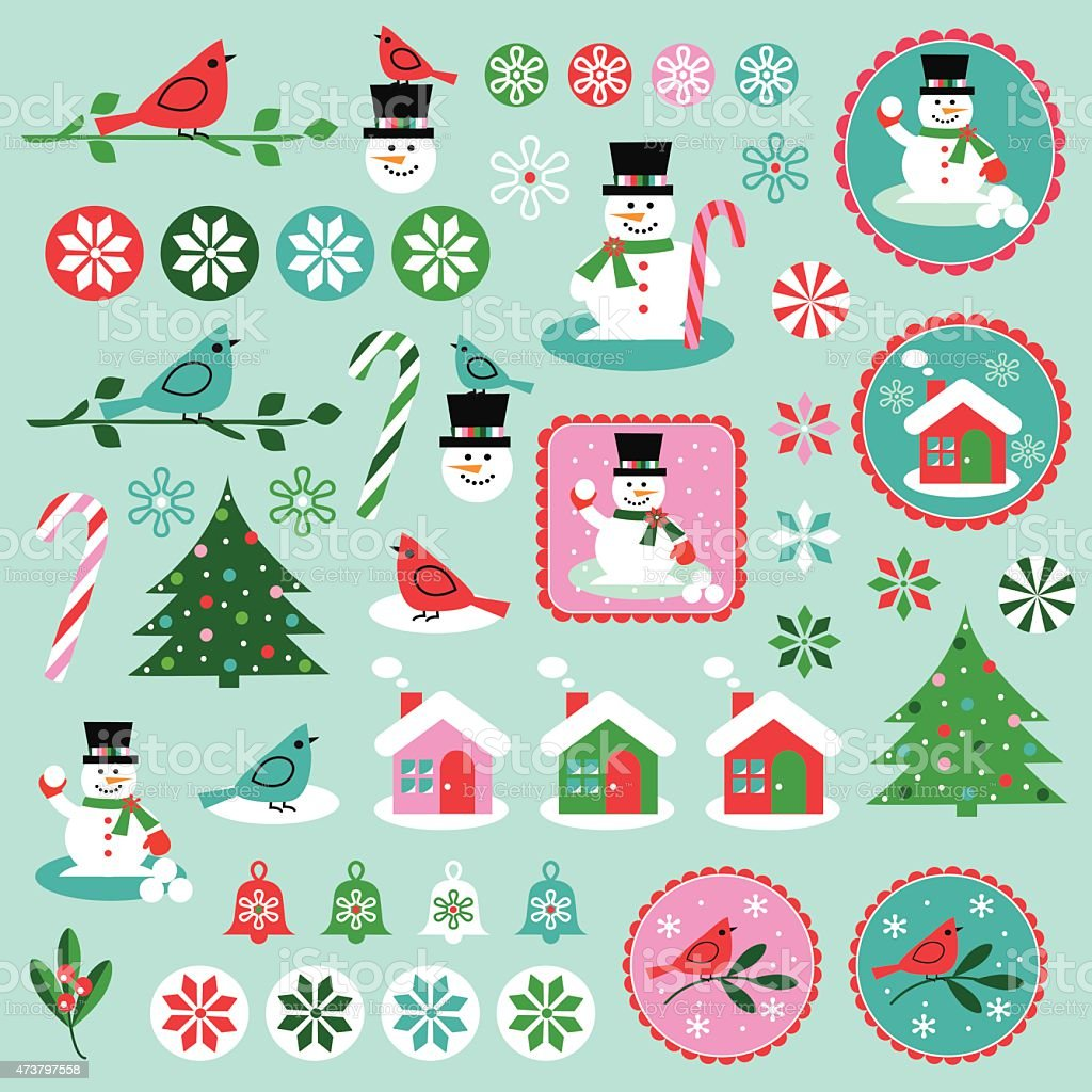hight resolution of winter clipart royalty free winter clipart stock vector art amp