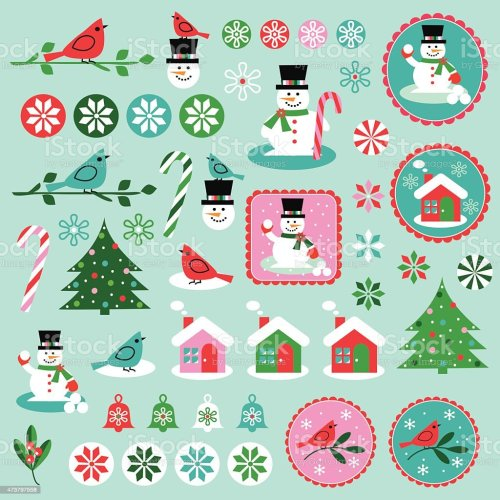 small resolution of winter clipart royalty free winter clipart stock vector art amp