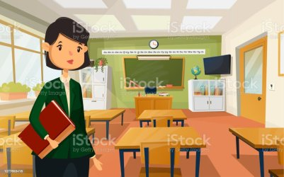 195 Empty Elementary Classroom Illustrations Royalty Free Vector Graphics & Clip Art iStock