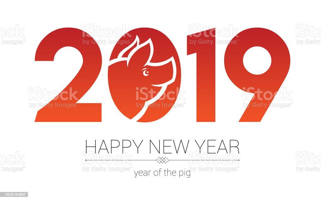 年豬 2019 新年快樂 豬 Papercut 向量插圖及更多 2019 圖片 1029154852   iStock
