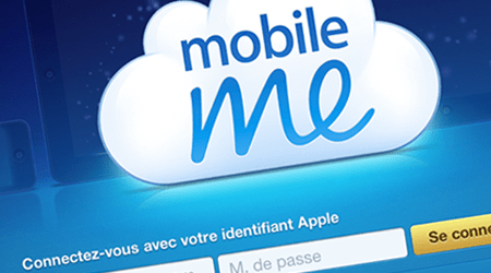 MobileMe Apple Home