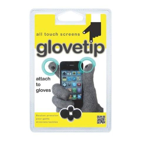 Glove Tip, accessoire pour iPhone