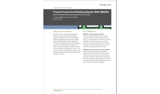 Prevent Fraud and Phishing Attacks with DMARC - Mimecast Whitepaper