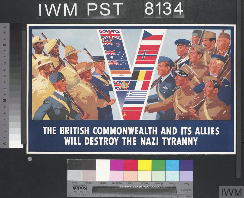 The British Commonwealth and Its Allies Will Destroy the