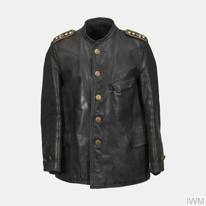 Jacket Leather UBoat  Engine Personnel Obermachinist