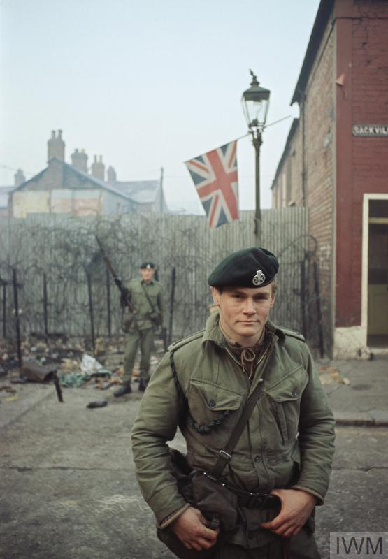 The British Army In Northern Ireland 1969 2007 Tr 32962