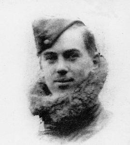 Second Lieutenant James Herbert Sayer