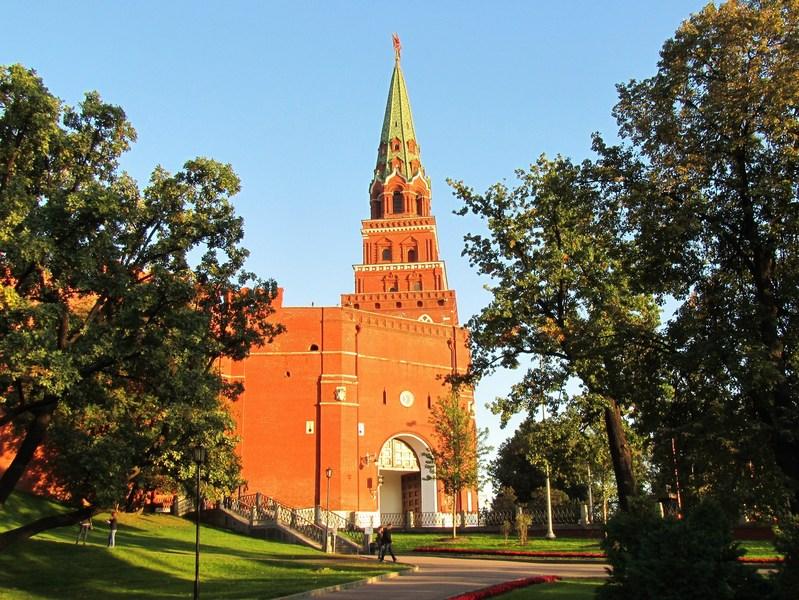The Borovitsky Tower | izi.TRAVEL