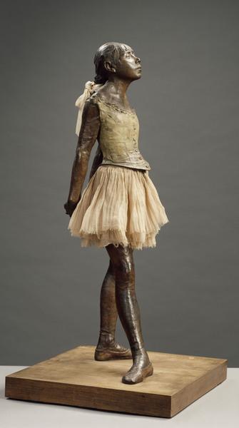 Petite Danseuse De 14 Ans : petite, danseuse, Petite, Danseuse, Edgar, Degas,, Serial, Painter, Izi.TRAVEL