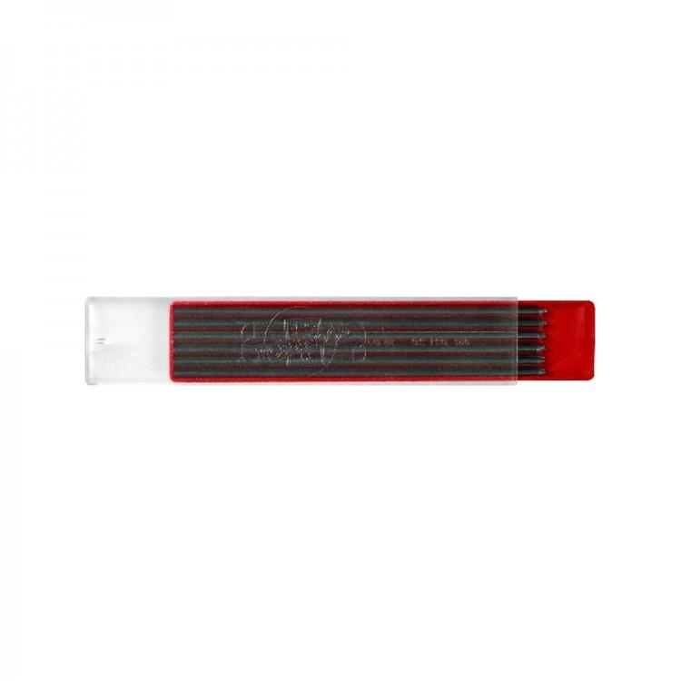 Koh-I-Noor : Graphite Lead : 2mm : Pack Of 12 : 8B | Jackson's Art Supplies