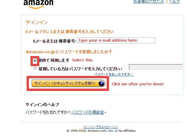 How to Create a Japanese Amazon Account - Japan Codes