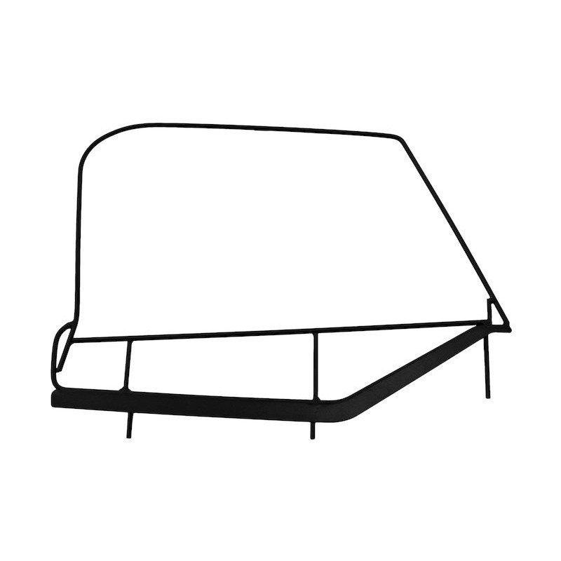 Haut demi-porte Jeep Wrangler TJ 97-06, Structures