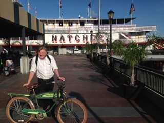 Jesse NYO cykel