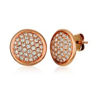 Moody's Jewelry: Le Vian 14K Strawberry Gold Earrings