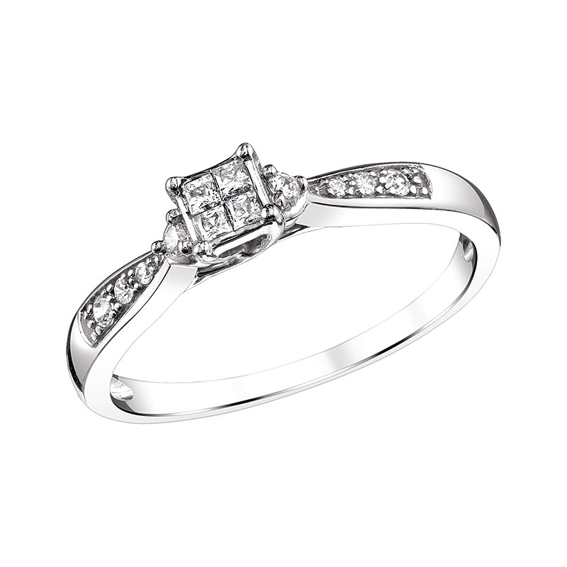 Glennpeter Jewelers: Beautiful Promise Ring