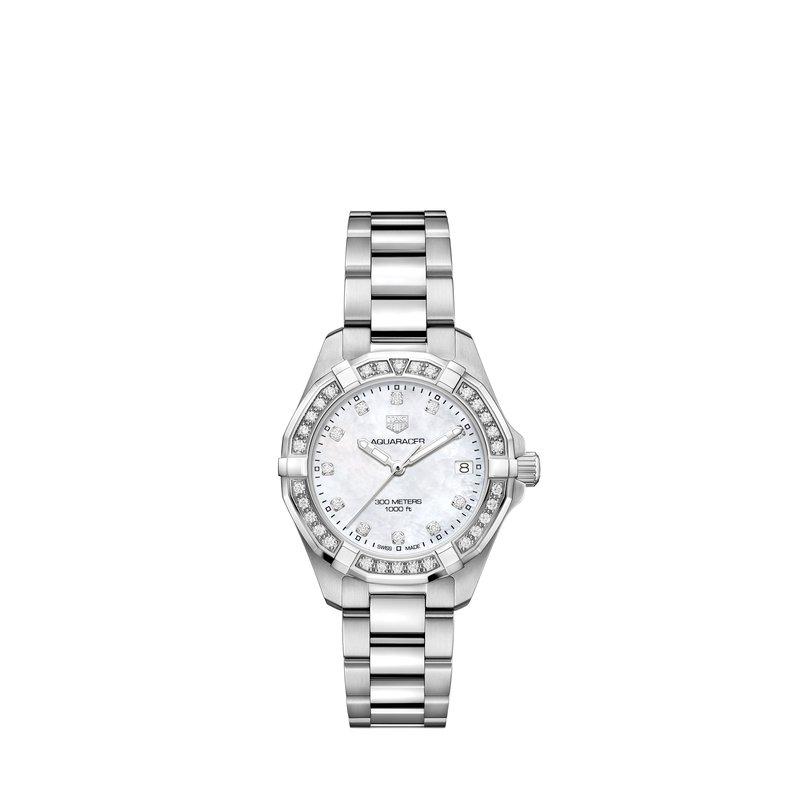 Tag Heuer Aquaracer 300M Steel Bezel Quartz Watch