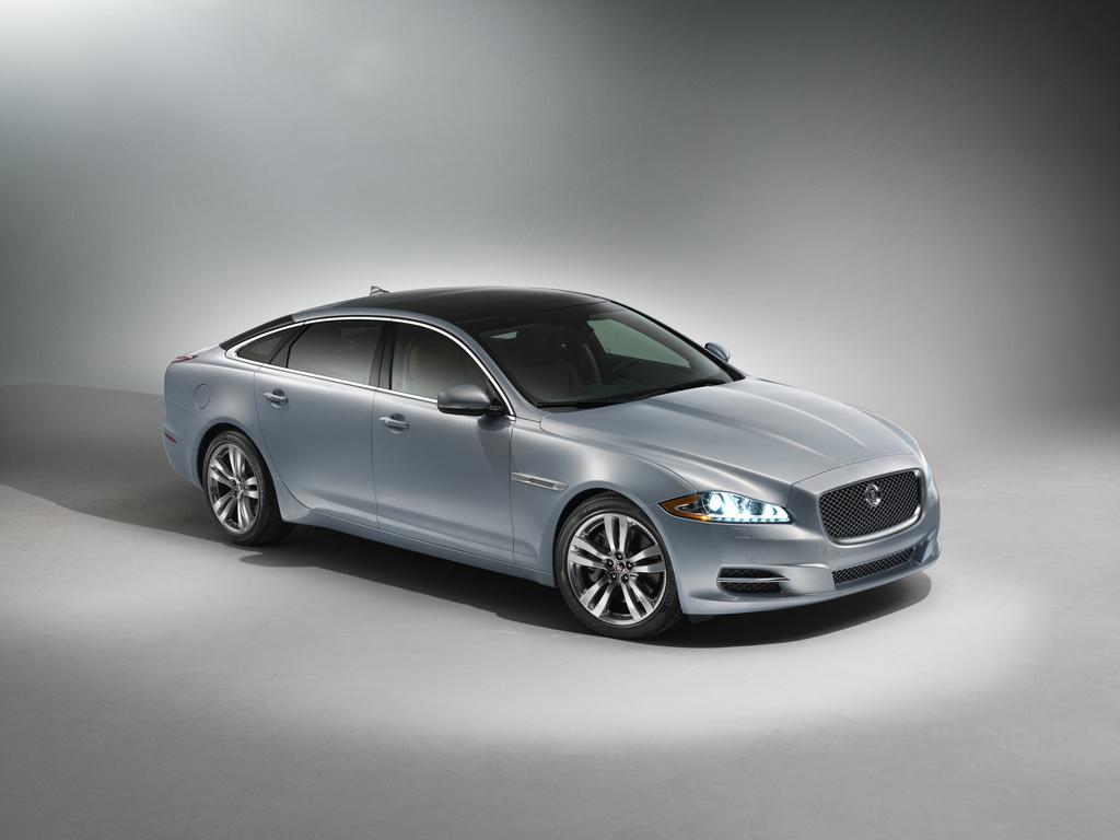 hight resolution of 2014 model year jaguar xj updates