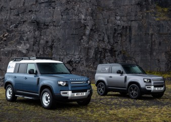 Land Rover Defender Family