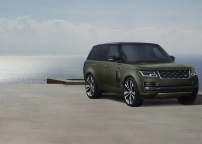 Der neue Range Rover SVAutobiography Ultimate