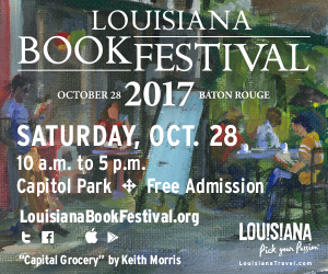 Louisiana Book Festival 2017