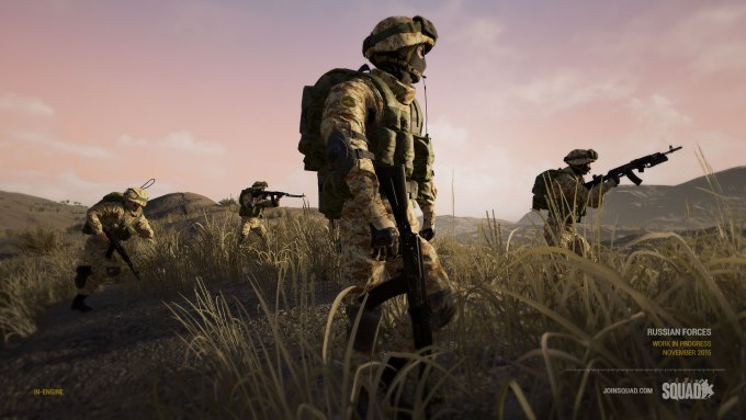 Tactical FPS 'Squad' gears up for Early Access