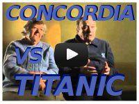 Concordia Titanic capitaine conflit de génération