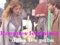 Hommes feminises des pubs