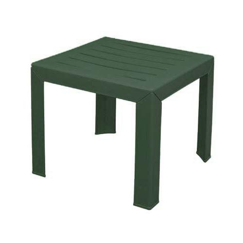 grosfillex miami low table green