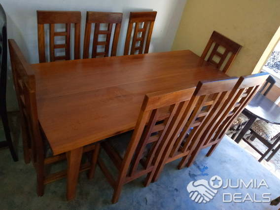 salle a manger 8 chaises bois massif