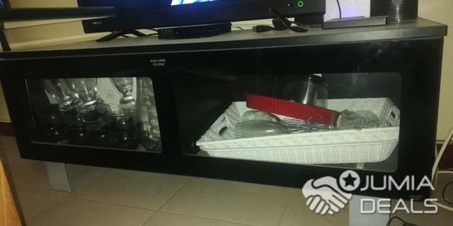 meuble tv avec caisson