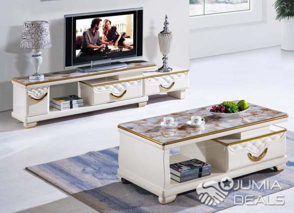 ensemble meuble tv avec table basse