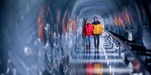 Switzerland Jungfraujoch Ice Palace