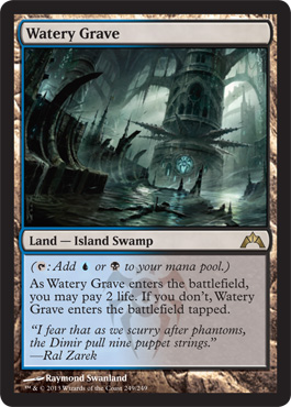 Watery Grave