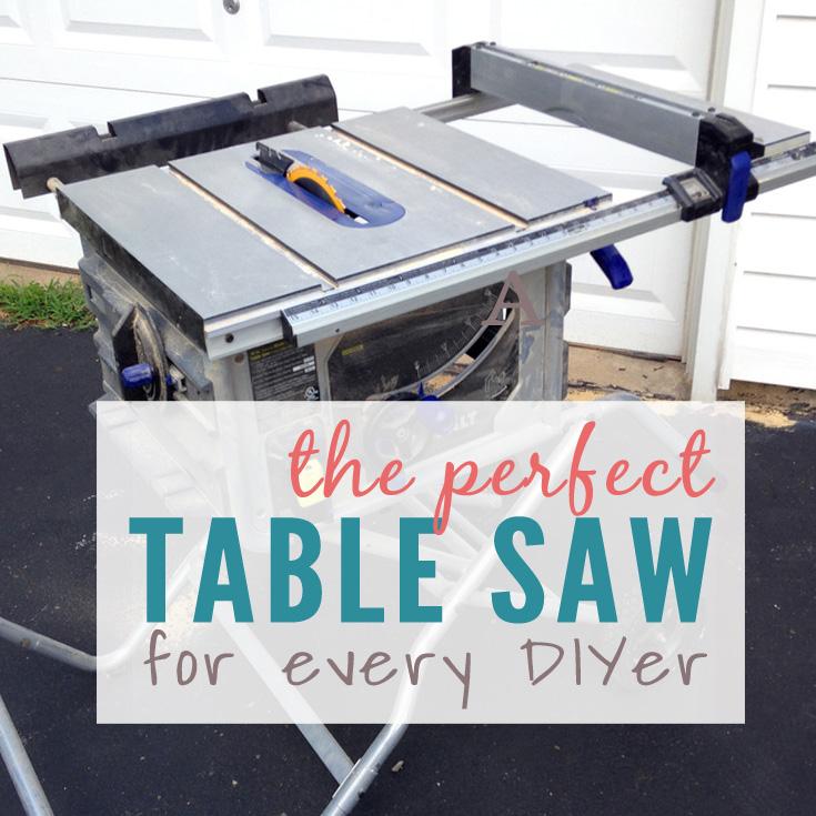 Table Saws That Accept Dado Blades
