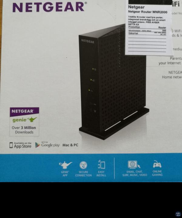 Netgear Wnr2000v5 Router - Year of Clean Water