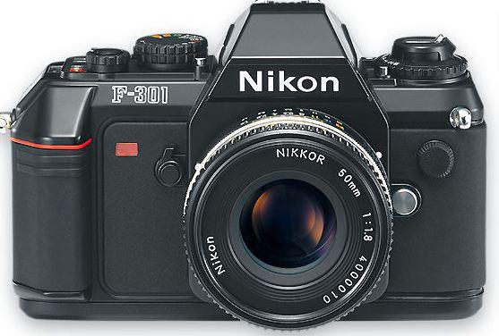 Nikon 301
