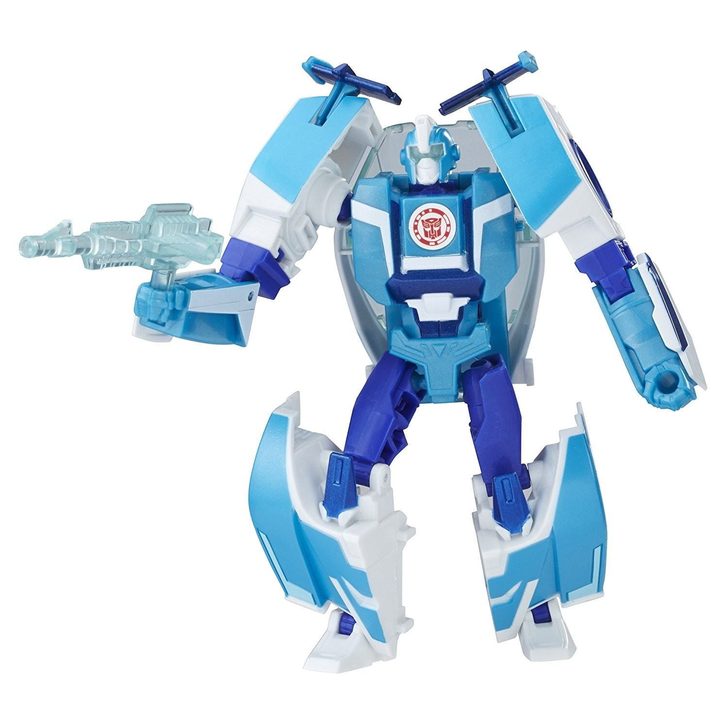 Toy Transformers Disguise Robots Bashbreaker