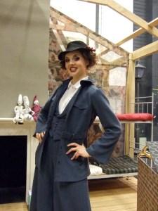Karin Funk som Mary Poppins