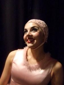 """Karin Funk som """"nanny"""" i Mary Poppins GöteborgsOperan 2008-09"""