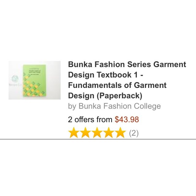 Garment Design Textbook The Best Fashion Design