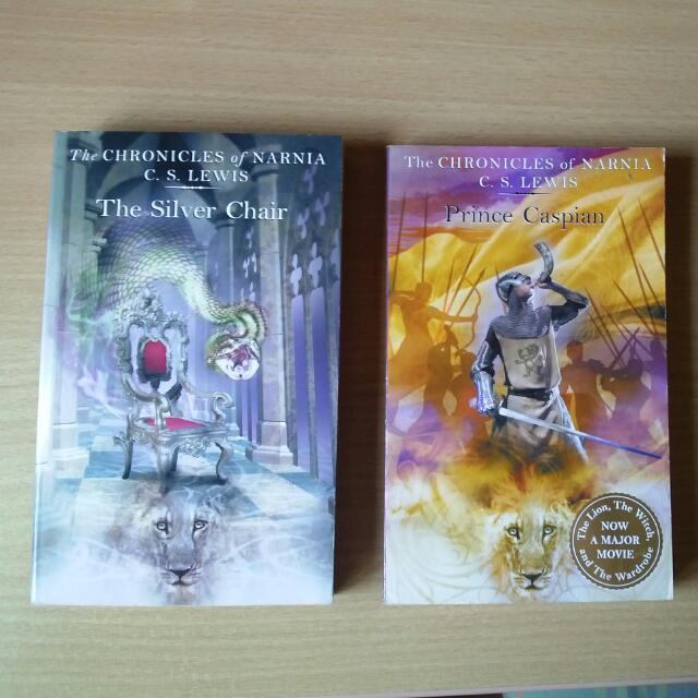 the silver chair movie 2015 venus pedicure parts chronicles of narnia prince caspian books stationery on carousell