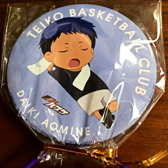 kuroko no basketball aomine