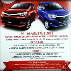 Grand New Avanza Pertama Toyota Yaris Hatchback Trd Open Indent And Test Driive Cars On Carousell