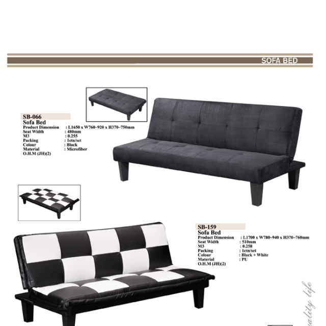 sofa bed malaysia murah soho italian leather for kuching samarahan area only home furniture on photo