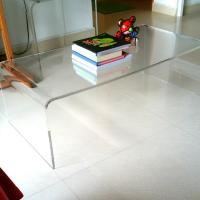 MUJI Acrylic Coffee Table, Furniture on Carousell