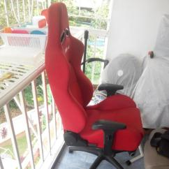Racing Seat Office Chair Diy Corner Chairs For Sale Nice Best Of Furniture On Carousell